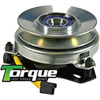 Xtreme Outdoor Power Equipment Replaces John Deere PTO Clutch for LX176 AM122969 - w/Free Upgraded Bearings !!