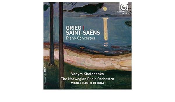 Presto de Miguel Harth-Bedoya and The Norwegian Radio Orchestra Vadym Kholodenko en Amazon Music - Amazon.es