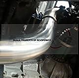 """Rev9 3"""" Downpipe Down Pipe WRX 08-14 STi 08-18"""
