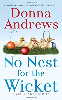 No Nest for the Wicket 0312997914 Book Cover