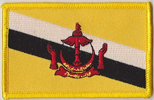 Moldova Country Flag Embroidered Patch T4