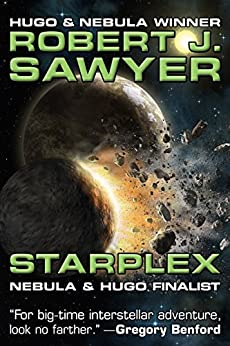 Starplex Robert J Sawyer ebook product image