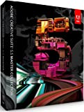 Adobe Creative Suite 5.5 Master Collection, Upgrade version from Master Collection CS5 (Mac)