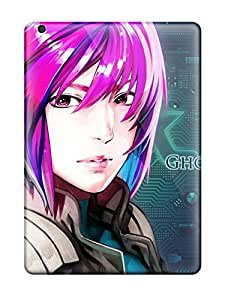 Audrill Snap On Hard Case Cover Ghost In The Shell Protector For Ipad Air