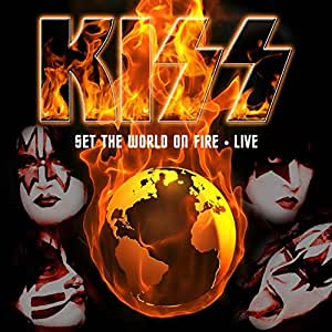 Set the World on Fire Live (Box 10 CD)