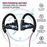 Heart Beats Bluetooth Wireless Earphones SweatProof Sports Stereo Headphones