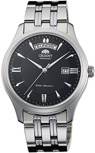 ORIENT watch WORLD STAGE COLLECTION world stage collection mechanical self-winding WV0241EV black WV0241EV Men