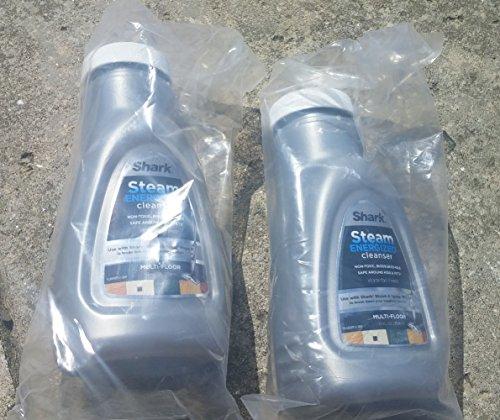 Shark Steam Energized Home Cleanser - Multi-Floor, Multi-Purpose 20 Oz.Bottle for Steam Mop
