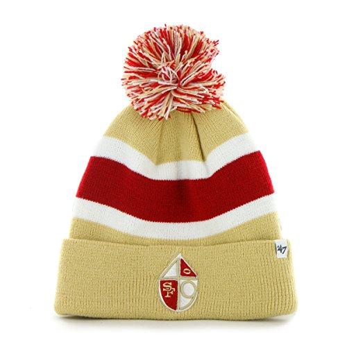 大統領旋律的スロベニアSan Francisco 49ers 47 Brand NFL