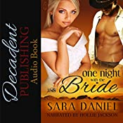 One Night with the Bride: 1Night Stand Series, Book 169 | Sara Daniel