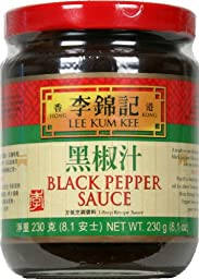 LKK Black Pepper Sauce 8.1 Oz