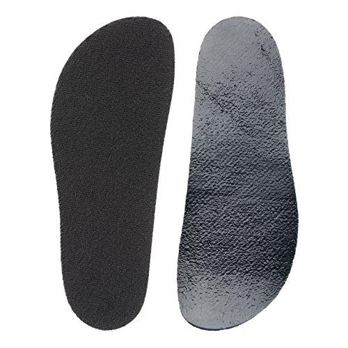 SoxsolS Washable Inserts Cotton Black