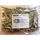 Eucalyptus Dried Leaves, 2.5 Oz (Non-irradiated, Non-GMO, Naturally Grown in USA)