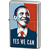 Nostalgic Art Obama Yes we CAN Lighter - 3.5 x 5.5 x 1.2 CM by Nostalgic Art