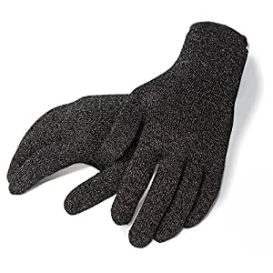 Agloves Touchscreen Gloves For iPhone, iPad, Galaxy, Touch Screen Devices, Medium/Large