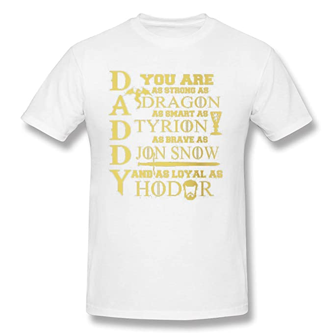 Amazon.com: Xiriya Daddy Game of Thrones Printed Design Fashion ...