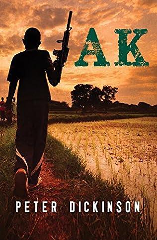 book cover of AK