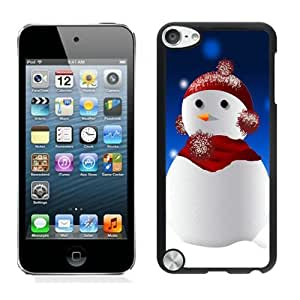 Popular Design Christmas snowman Black iPod Touch 5 Case 8 by Maris's Diary
