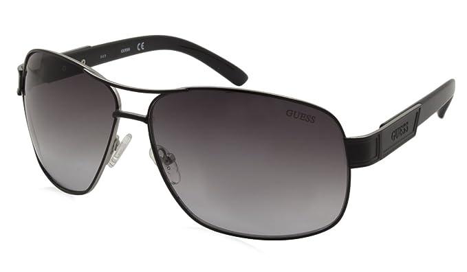 GUESS Gafas de sol hombre color negro GU6747: Amazon.es ...