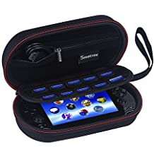 Smatree P100 Carrying Case for PS Vita , PS Vita Slim (Without Protective Cover) (Console and Accessories NOT included)