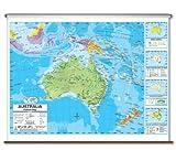 Advanced Political Map - Australia