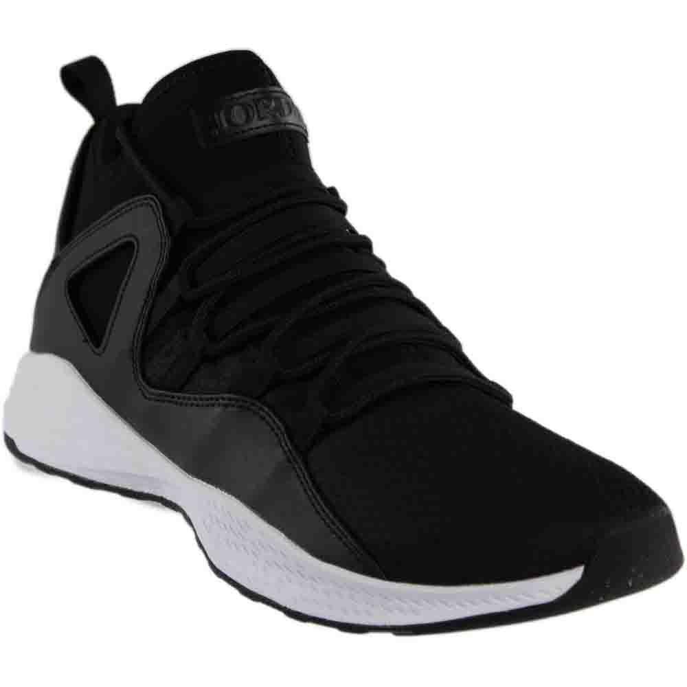 Nike Herren Jordan Formula 23 Sneaker  42.5 EU|Black-black-white (881465-031)