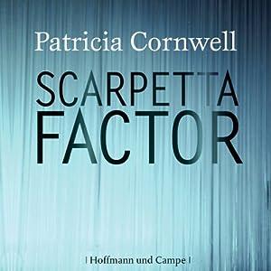 Scarpetta Factor (Kay Scarpetta 17) Audiobook