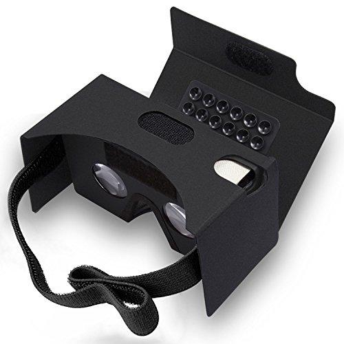 Google Cardboard VR Box Headset for 3D...