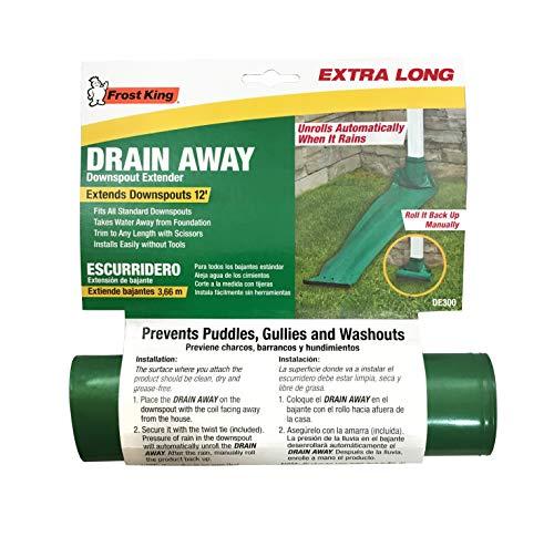 Drain Away 12 Green