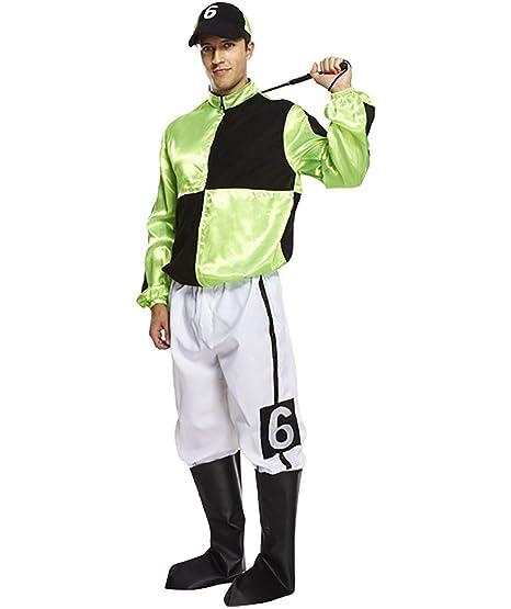 Islander Fashions Adult Hard Rider Horse Jockey Hombre Fancy ...