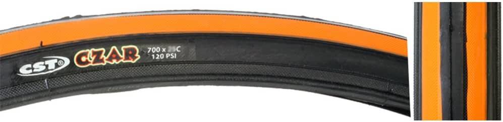 CST Czar 700c x 25 Road Bicycle Tire