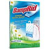 Damprid Hanging Moisture Absorber — Fresh Scent 14 oz (Pack of 6)