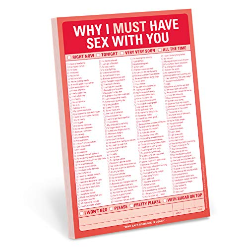 (Knock Knock Why I Must Have Sex With You)
