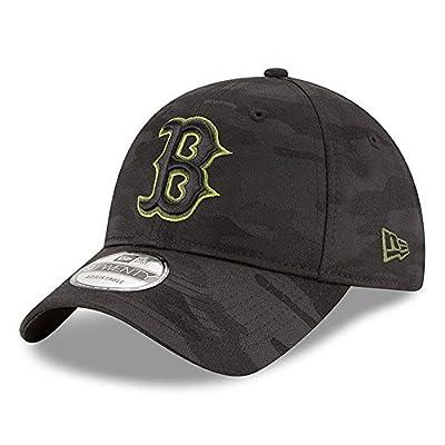 New Era Boston Red Sox Memorial Day Camo 9TWENTY Adjustable Hat/Cap