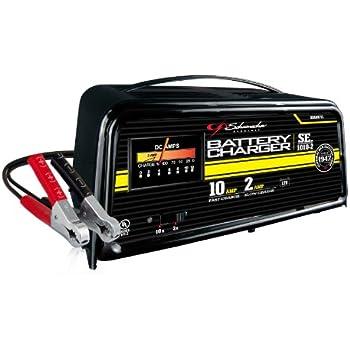 Schumacher Battery Charger Manual >> Amazon.com: Schumacher SE-2352 2/35/200 Amp Manual Battery Charger: Automotive