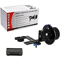 Opteka FF220 Rail-Free Reversible Follow Focus for Digital SLR Cameras