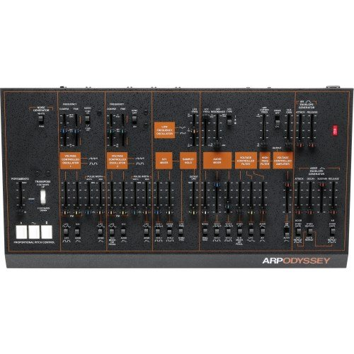 Korg ARPMODULE3 -Key Tabletop Synthesizer