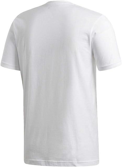 adidas RM Ucl18 WT Y Camiseta, Unisex Adulto: Amazon.es: Ropa y ...