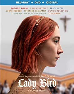 Lady Bird [Blu-ray + DVD]