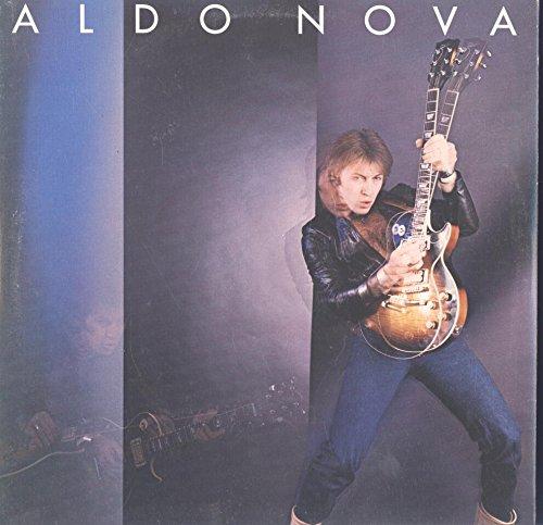 Aldo Nova: Self Titled LP VG++/NM Canada Portrait FR 37498 with lyric - Nova Nm
