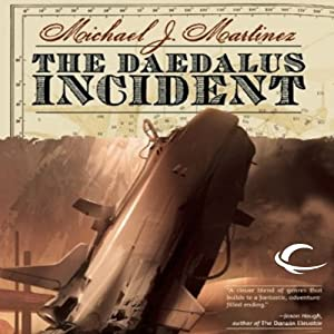The Daedalus Incident Hörbuch