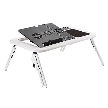 Ventilador de refrigeración portátil plegable para ordenador portátil, escritorio, mesa, escritorio, sofá