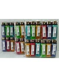Buy 10 Portable Gas Torch Butane Burner Lighter BBQ/Camping Tool Random color. compare
