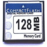 Compact Flash Memory Card Camera card Numerical control machine tool storage card 128mb