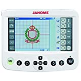 Janome MB-4S Four-Needle Embroidery Machine with