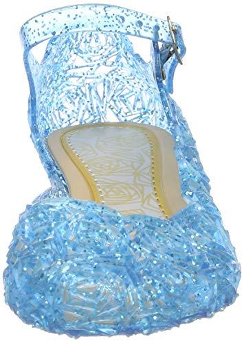 Carnaval Tacco 4cm Vestito 5 Geniales Ragazze Comodo Da Sandali 3 Halloween  Fiesta Scarpe Altezza Blu Di Plastica Indossare Cosplay Principessa qgAZYBw 2a741adefd4