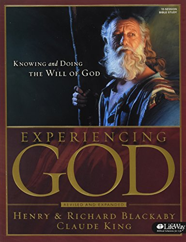 Experiencing God: Knowing and Doing the Will of God (Bible - Malls In Nashville Outlet Tn