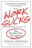 Download Why Work Sucks and How to Fix It: The Results-Only Revolution in PDF ePUB Free Online