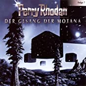 Der Gesang der Motana (Perry Rhodan Sternenozean 7) |  div.