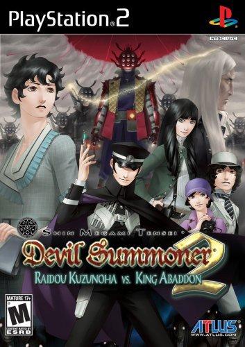 Shin Megami Tensei: Devil Summoner 2: Raidou Kuzunoha versus King Abaddon (Shin Megami Tensei Ps2)